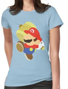 Paper Mario (Simplistic) Womens Fitted T-Shirt