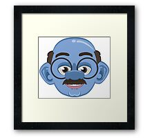 "Tobias ""I Just Blue Myself"" Funke from Arrested Development Framed Print"