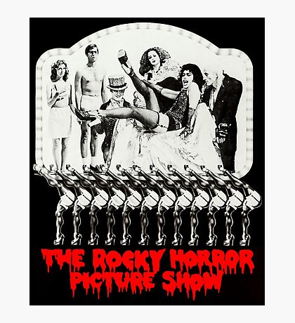 Rocky Horror  Photographic Print
