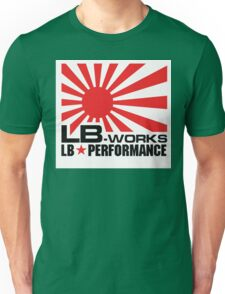 Liberty walk LB Performance Unisex T-Shirt