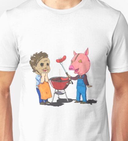 People lover's Barbecue Unisex T-Shirt