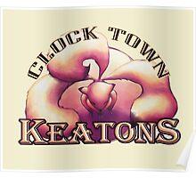 Clock Town Keatons Poster