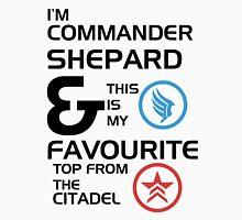 I'm Commander Shepard Unisex T-Shirt