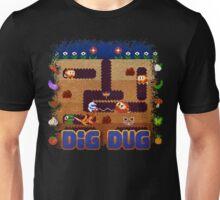 Dug Dig Unisex T-Shirt