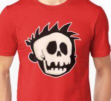 Calvin's Skull Unisex T-Shirt