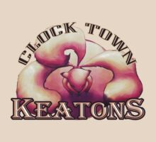 Clock Town Keatons by nummonkee