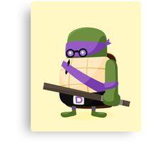 Donatello in Disguise Canvas Print
