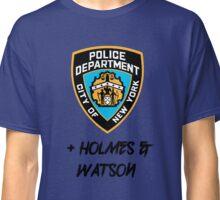 Elementary- Plus Holmes & Watson Classic T-Shirt