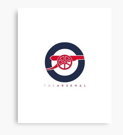 The Arsenal Canvas Print