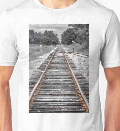 On Track Unisex T-Shirt