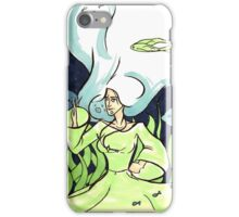 Seaweed and Fish Creatures iPhone Case/Skin