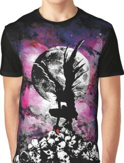 Death Spirit Graphic T-Shirt