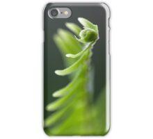 Fern Fandango iPhone Case/Skin