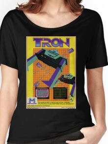 Tron Game Women's Relaxed Fit T-Shirt