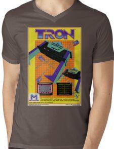 Tron Game Mens V-Neck T-Shirt