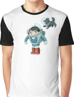 Space Dorothy from Wizard of Oz Graphic T-Shirt