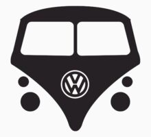 VW BUS  Kids Tee