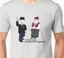Mr Benn and the Shopkeeper Unisex T-Shirt