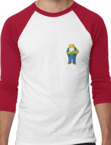 Jasper Paddlin' Men's Baseball ¾ T-Shirt