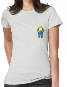 Jasper Paddlin' Womens Fitted T-Shirt