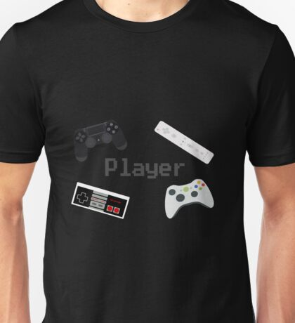 Player Unisex T-Shirt