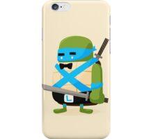 Leonardo in Disguise iPhone Case/Skin