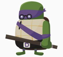 Donatello in Disguise One Piece - Short Sleeve