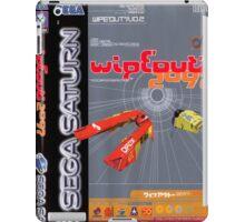 Wipeout Sega Saturn Game iPad Case/Skin