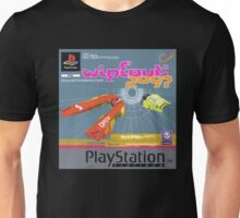 Wipeout Playstation Unisex T-Shirt