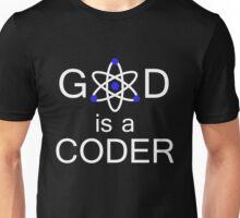 God Is A Coder Unisex T-Shirt