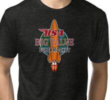 BSA Super Rocket Tri-blend T-Shirt