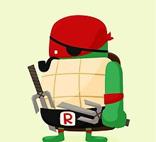 Raphael in Disguise by mykowu