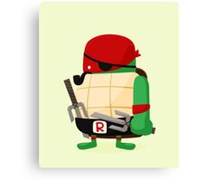 Raphael in Disguise Canvas Print