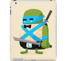 Leonardo in Disguise iPad Case/Skin