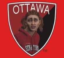 Ottawa Senators logo meme from NHL 15 - reddit by ChevCholios