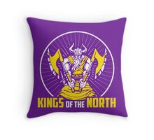Kings Of The North Throw Pillow