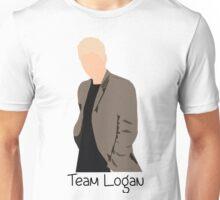 Team Logan Cartoon Unisex T-Shirt