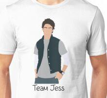 Team Jess Cartoon Unisex T-Shirt