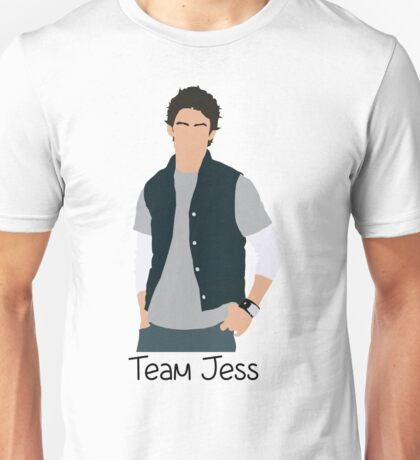 Team Jess Cartoon Unisex T-Shirt