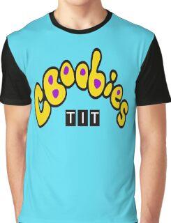 CBoobies Graphic T-Shirt