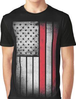 Austrian American Flag - Half Austrian Half American Shirt Graphic T-Shirt