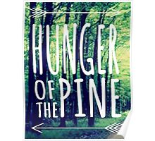 HUNGER OF THE PINE Poster