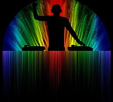 DJ Spectrum by ProxishDesigns