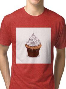 Creamy Cupcakes Tri-blend T-Shirt