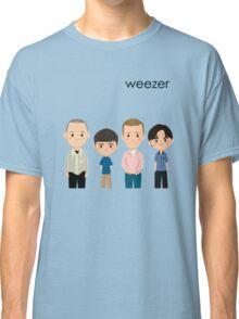 Weezer Blue Classic T-Shirt