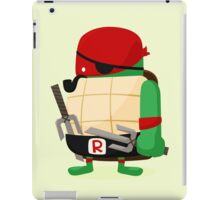 Raphael in Disguise iPad Case/Skin
