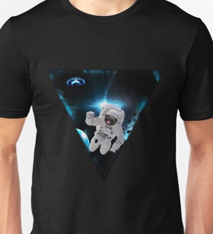 Captain Snot Lost in Space Unisex T-Shirt