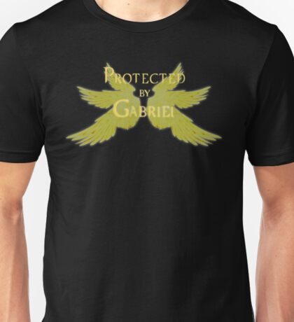 Protected by Gabriel Unisex T-Shirt