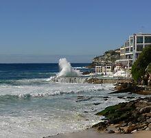 Bondi waves can be pretty good sometimes! by PhotosByG