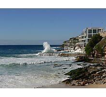 Bondi waves can be pretty good sometimes! Photographic Print